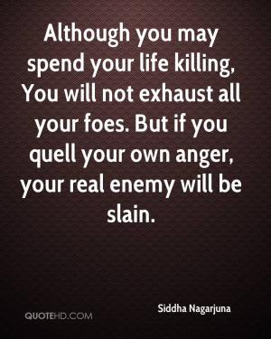 Siddha Nagarjuna Quotes
