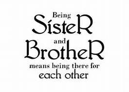Little Brother and Sister Quotes
