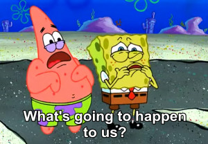 Patrick Star And Spongebob Squarepants Quotes Lol funny best spongebob