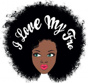 love my afro as well, #naturalhair, #hair, #afro
