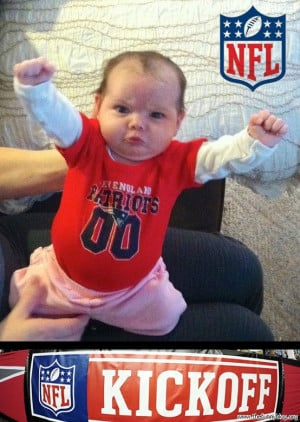 ... new nfl season picture baby in patriots t-shirt go patriots photo