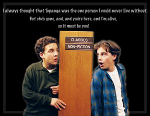 Shawn Hunter Boy Meets World Quotes