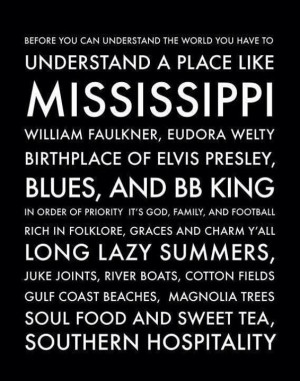 place like Mississippi