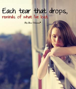 Emotional Sad Love Picture Quotes