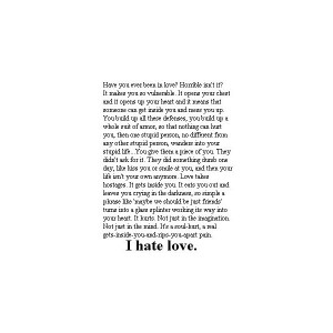 Neil Gaiman quote liked on Polyvore