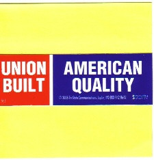 Union Built American Quality