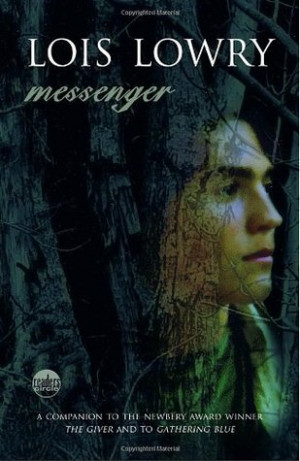 """Start by marking """"Messenger (The Giver, #3)"""" as Want to Read:"""