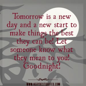 good night quotes sayings with picture