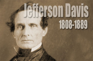 Top 10 Best Jefferson Davis Quotes
