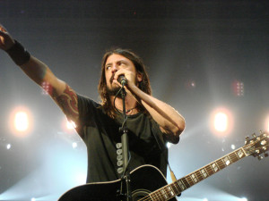 Dave Grohl HD Wallpapers | Sfondi - Wallpaper Abyss