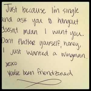 Friend Zone Quotes Friendzone haha this is great