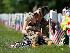 Memorial Day: Fallen warriors honored around USA
