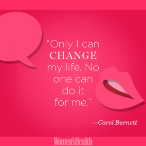 Health Inspirational Quotes for Women