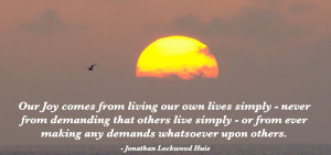 living quotes and sayings quotes about living by jonathan lockwood ...