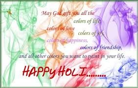 the right place enjoy the festival with colors and colorful holi ...