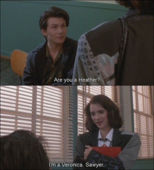 heathers quotes from movie For Sale In Marion, NC