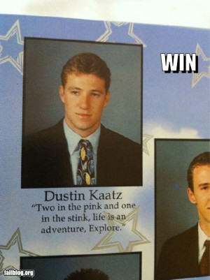 25 Awesomely Funny Yearbook Quotes