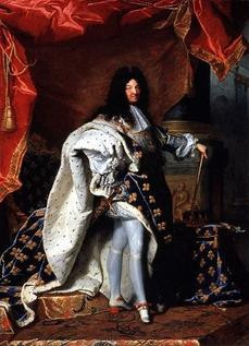 social role of king louis xiv since king louis xiv
