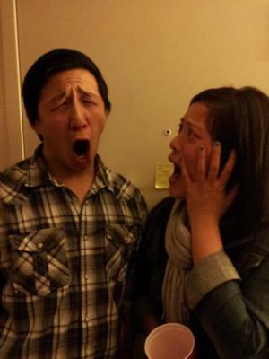 funny scream photos