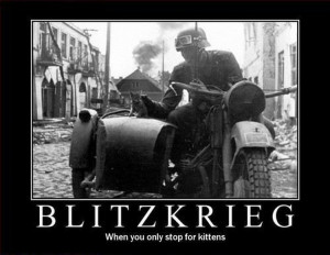 Funny German Soldiers' Pics