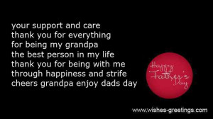 grandpa quotes father's day from children