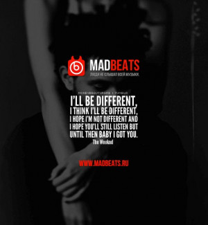 The Weeknd Twenty Eight Quotes madbeats quotes