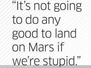 Quote by Ray Bradbury