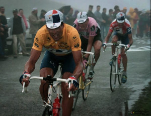 Thread: Indurain Lab tested 14 years after Retirement