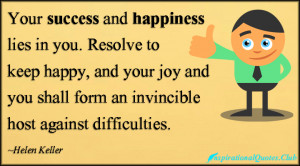 Inspirational Quotes On Happiness and Joy