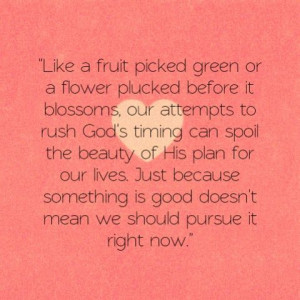 god's time quotes - Google Search