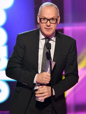 PEOPLE Magazine Awards: Michael Keaton Wins Movie Performance of the ...