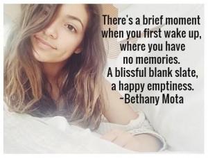 The Bethany Mota Quote