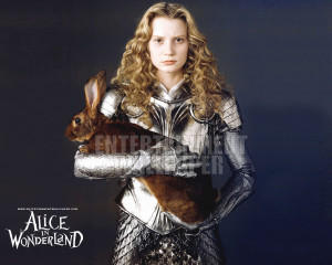Alice in Wonderland (2010) Which is your favourite quote from the ...