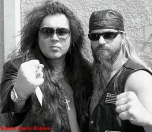 Yngwie Malmsteen and Zakk Wylde