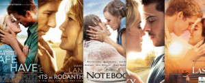 Safe Look Back and Nicholas Sparks