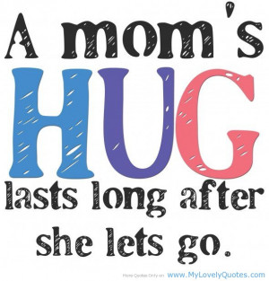 Great mother long after she lets go awesome mother quotes