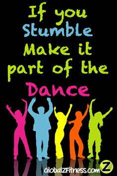 Dance Fitness Quotes. QuotesGram