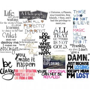 Cool quotes... - Polyvore