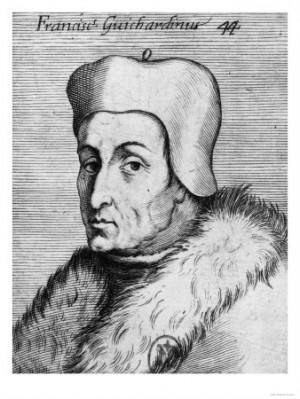 FRANCESCO GUICCIARDINI 1483 1540