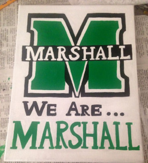 We Are Marshall Quotes. QuotesGram