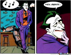 Dirty mind comic - Batman & Joker