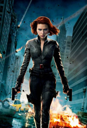 Black Widow Quotes
