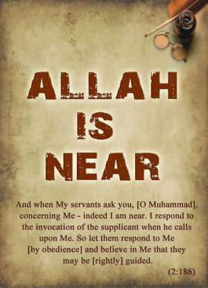 Who is Allah? What is Allah?