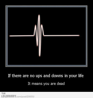 Dealing with life's ups and downs effectively