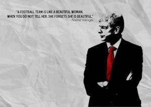 Motivational Wallpaper on Sports : A football team is like a beautiful ...