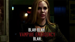 ... are a few favorite Pam quotes from the book series and True Blood