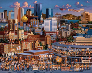 ... by Eric Dowdle - Knoxville, Tennessee, University of Tennessee Vols