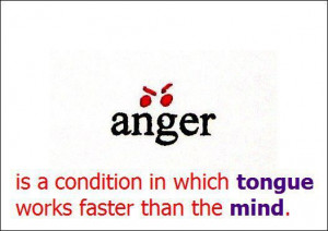 Famous Quotes About Anger And The Mind