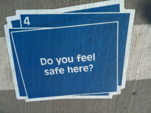 Do you feel safe? Help make a crowd-sourced map