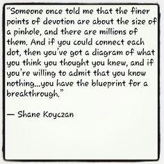 Shane koyczan quotes!!